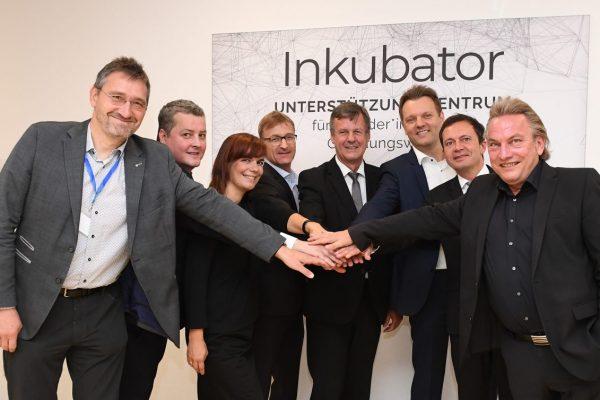 Offizielle Eröffnung des regionalen Digital Hubs für die Region Schwarzwald-Baar-Heuberg