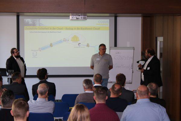 COSUS IT-Security Forum – Im sicheren Dialog mit Ihren Geschäftspartnern